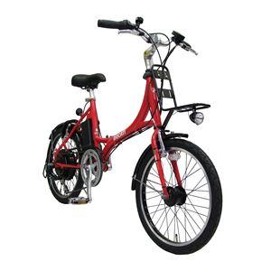 【送料無料】 2013モデル DUCATI(ドゥカティ) 自転車本体/電動自転車 20インチ RED