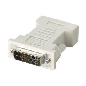BUFFALO ディスプレイ変換アダプター DVI-Iオス:D-Sub15メス h01