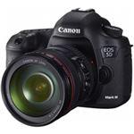 キヤノン デジタル一眼レフカメラ EOS 5D Mark III・EF24-105L IS Uレンズキット 5260B008