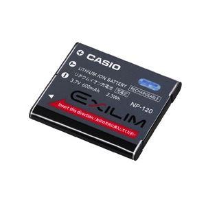 カシオ計算機(CASIO) デジタルカメラ用リチウムイオン充電池 NP-120 h01