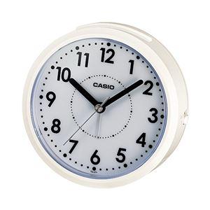 カシオ計算機(CASIO) 目覚し時計 TQ-271-7JF - 拡大画像