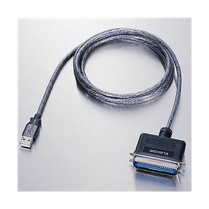 ELECOM(エレコム) USB to パラレルプリンタケーブル UC-P5GT h01