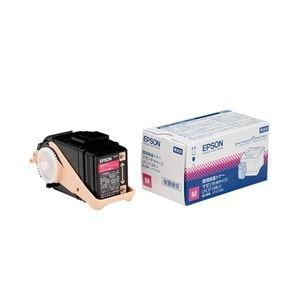 エプソン(EPSON) LP-S7100用 環境推進トナー/マゼンタ/Mサイズ(6500ページ) LPC3T18MV h01