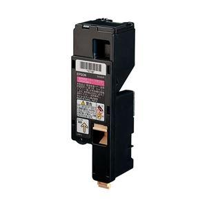 エプソン(EPSON) LP-S520/S620用 環境推進トナー/マゼンタ/Mサイズ(1400P) LPC4T8MV h01