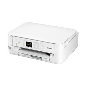 エプソン(EPSON) A4ビジネスインクジェット複合機/4色顔料/2.5型液晶/36PPM/ネットワーク標準/自動両面 PX-504A - 拡大画像