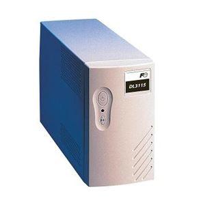 富士電機 小形無停電電源装置(500VA/300W) オフライン方式 DL3115-500jL HFP - 拡大画像
