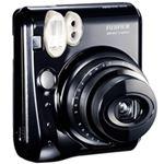 富士フイルム インスタントカメラ instax mini 50S チェキ (ピアノブラック) INS MINI 50S BL