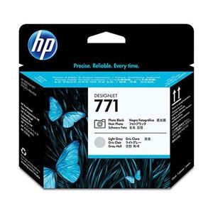 HP HP 771 プリントヘッド PK&LG CE020A h01