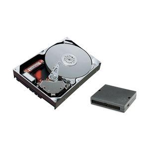 アイ・オー・データ機器 Serial ATA III対応 SATA-PATA変換BOX付き 3.5インチ内蔵型ハードディスク500GB HDI-S500A7P h01