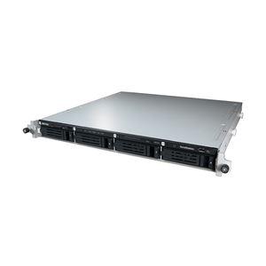 バッファロー テラステーション 3400r 管理者・RAID機能搭載4ドライブNAS ラックマウントモデル8TB TS3400R0804 - 拡大画像