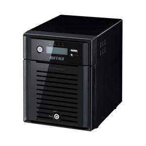 バッファロー テラステーション 5400 管理者・RAID機能搭載 4ドライブNAS 8TB TS5400D0804 - 拡大画像