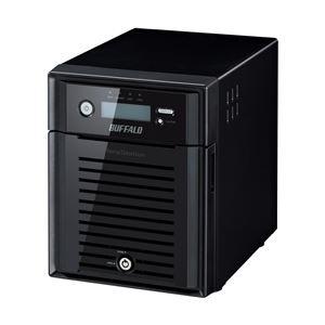 バッファロー テラステーション 5400 管理者・RAID機能搭載 4ドライブNAS 16TB TS5400D1604 - 拡大画像