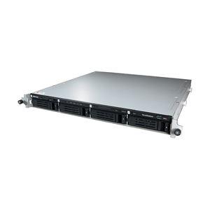 バッファロー テラステーション 5400r ウイルスチェック 4ドライブNAS ラックマウントモデル16TB TS5400R1604V5 - 拡大画像
