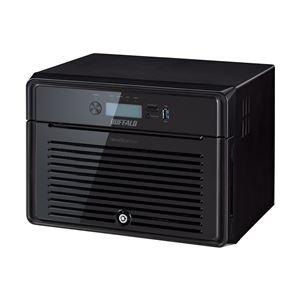 バッファロー テラステーション 5800 管理者・RAID機能搭載 8ドライブNAS 24TB TS5800D2408 - 拡大画像