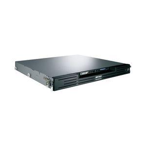 バッファロー 〈テラステーション〉 管理者・RAID5機能搭載 NAS 1Uラックマウント対応モデル8TB TS-RX8.0TL/R5 - 拡大画像