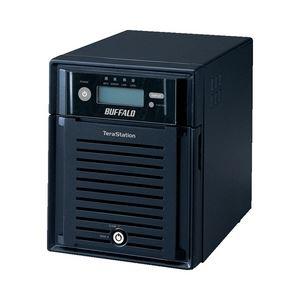 バッファロー 〈テラステーション〉 管理者・RAID5機能搭載 NAS 据置モデル 2TB TS-X2.0TL/R5 - 拡大画像