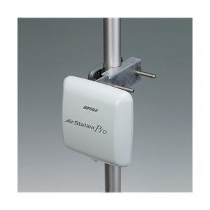 バッファロー 〈AirStation Pro〉 2.4GHz無線LAN 屋外遠距離通信用平面型指向性アンテナ WLE-HG-DA h01