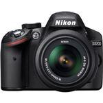 ニコン デジタル一眼レフカメラ D3200 レンズキット ブラック D3200BKLK
