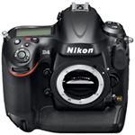 ニコン デジタル一眼レフカメラ D4 D4