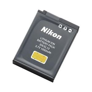 ニコン Li-ionリチャージャブルバッテリー EN-EL12 h01