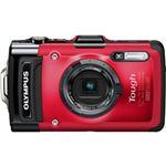 デジタルカメラ STYLUS TG-2 Tough (レッド) 1200万画素光学4倍ズーム