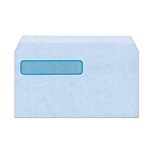 ピーシーエー PA1117F 単票給与明細書用窓付封筒B PA1117F h01