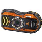 ペンタックス 防水デジタルカメラ WG-3 (オレンジ) WG-3OR
