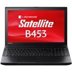 東芝 dynabook Satellite B453/J:Cel1005M/4G/320G_HDD/SMulti/7Pro DG/Office無 PB453JNB1R7AA71