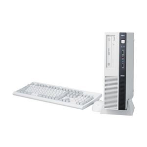NEC Mate タイプML(Corei3-4130/4GB/250GB/Multi/OF無/Win7/4Yパーツ) PC-MK34LLZD15WH - 拡大画像