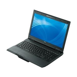 NEC VersaPro タイプVL(Corei3-4000M/4G/320G/Multi/OF2013/無線/15.6/10キー/W7/3Y) PC-VK24LLNW14SH - 拡大画像