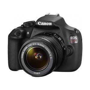キヤノン デジタル一眼レフカメラ EOS Kiss X70・EF-S18-55 IS IIレンズキット 9125B002 - 拡大画像