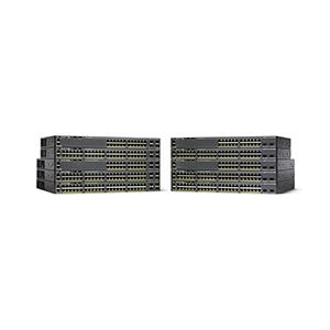 Cisco Systems 【保守購入必須】Catalyst 2960-X 24 GigE 2 x 10G SFP+ LANBase WS-C2960X-24TD-L h01