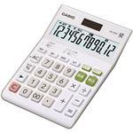 カシオ計算機(CASIO) スタンダード電卓 デスクタイプ 12桁 DW-200T-N