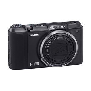カシオ計算機 デジタルカメラ HIGH SPEED EXILIM EX-ZR800 ブラック EX-ZR800BK - 拡大画像