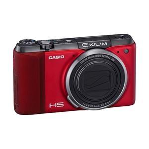 カシオ計算機 デジタルカメラ HIGH SPEED EXILIM EX-ZR800 レッド EX-ZR800RD - 拡大画像
