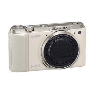 カシオ計算機 デジタルカメラ HIGH SPEED EXILIM EX-ZR800 ホワイト EX-ZR800WE - 拡大画像