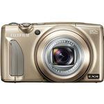 富士フイルム デジタルカメラ FinePix F1000EXR ゴールド FX-F1000EXRG