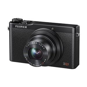富士フイルム デジタルカメラ XQ1 ブラック FX-XQ1B - 拡大画像
