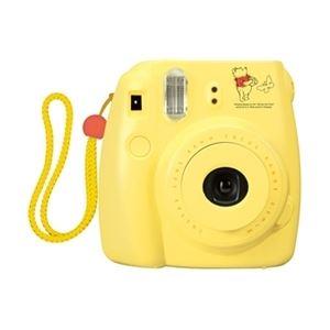 富士フイルム インスタントカメラ instax mini 8 くまのプーさん INS MINI 8 POOH - 拡大画像