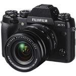 富士フイルム レンズ交換式プレミアムカメラ X-T1 <ズームレンズキット>:ブラック X-T1B/1855KIT