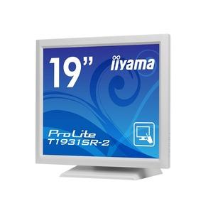 iiyama 19型液晶ディスプレイ ProLiteT1931SR-W2(抵抗膜方式タッチパネル、ホワイト) PLT1931SR-W2 h02
