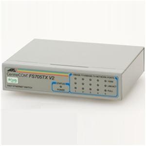 アライドテレシス CentreCOM FS705TX V2 レイヤー2スイッチ 0419R h01
