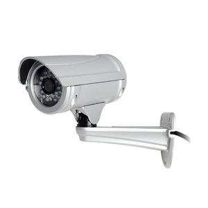 コレガ PoE・暗視対応 バレット型 HD有線ネットワークカメラ CG-NC050A - 拡大画像