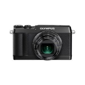 オリンパス デジタルカメラ STYLUS SH-1 (ブラック) SH-1 BLK
