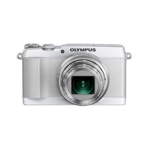オリンパス デジタルカメラ STYLUS SH-1 (ホワイト) SH-1 WHT