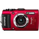 オリンパス デジタルカメラ STYLUS TG-3 Tough (レッド) TG-3 RED