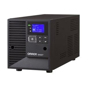 オムロン 無停電電源装置 ラインインタラクティブ/500VA/450W/据置型 BN50T