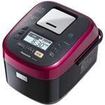 Panasonic(パナソニック)(家電) スチーム&可変圧力IHジャー炊飯器 1.0L (ルージュブラック) SR-SPX104-RK