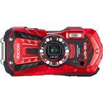 ペンタックス 防水デジタルカメラ WG-30 (バーミリオンレッド) WG-30RD