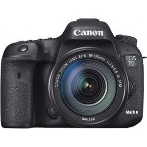 Canon(キャノン) デジタル一眼レフカメラ EOS 7D Mark II(G)・EF-S18-135 IS STMレンズキット 9128B015 - 拡大画像